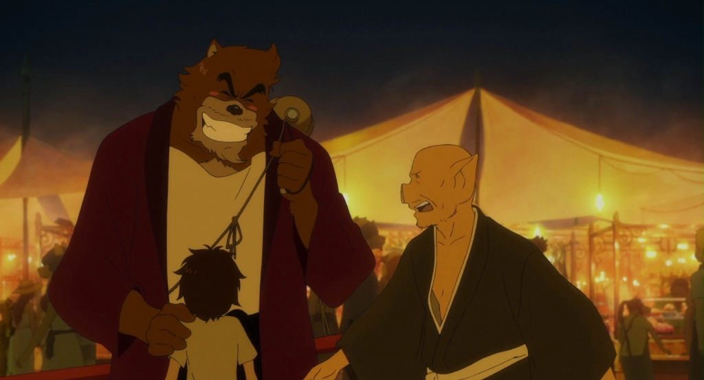 The Boy and The Beast-3