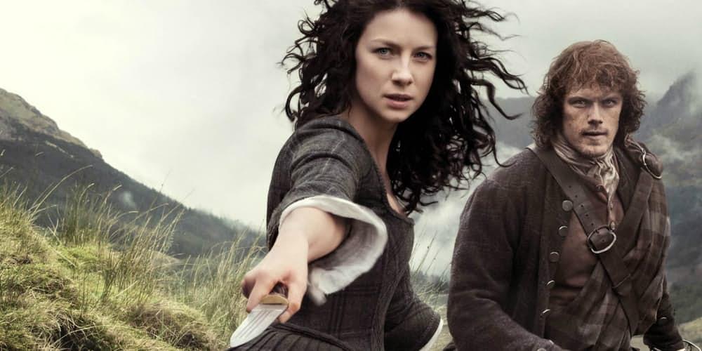 دانلود سوم سریال فصل outlander