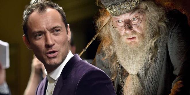 Fantastic Beasts 2: جود لاو دربارهی دامبلدور با رولینگ ...