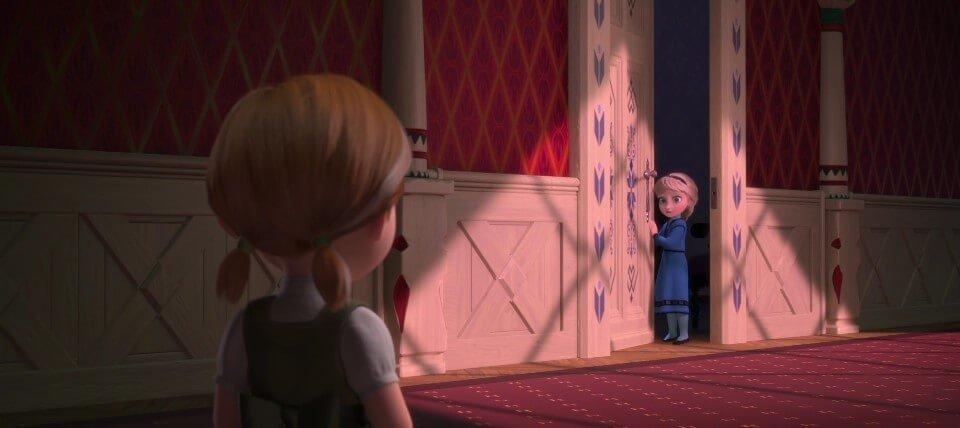 Elsa-Alone