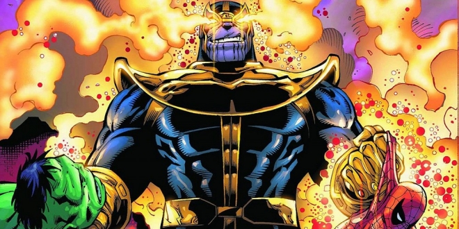 thanos-and-the-infinity-gauntlet-beat-spider-man-and-hulk