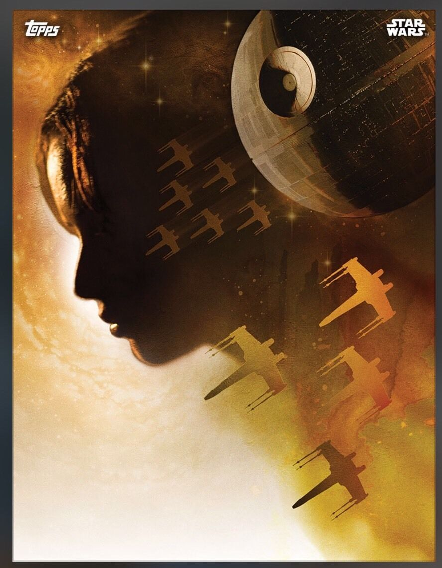 topps-star-wars-rogue-one-jyn-erso-silhouette
