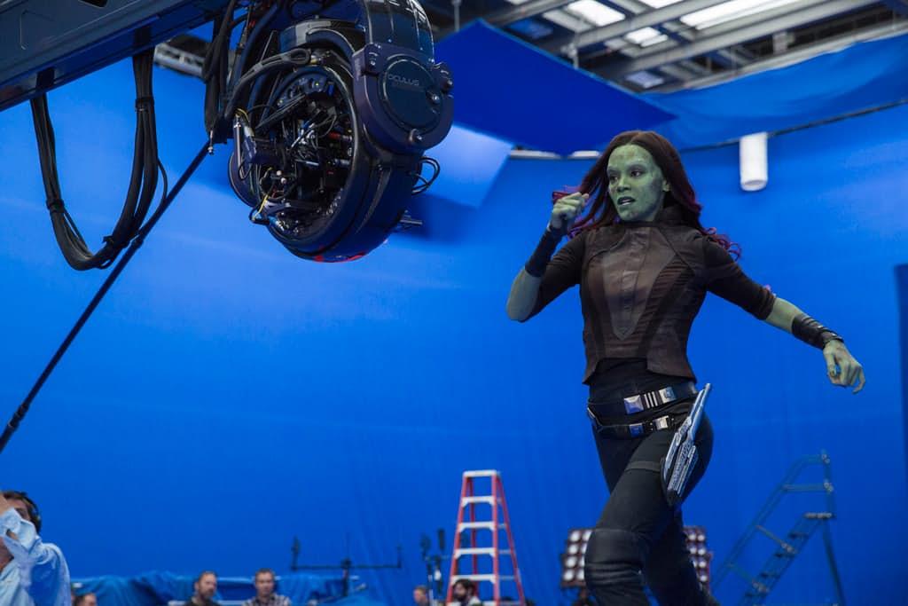 Guardians-of-the-Galaxy-2-BTS-Set-Photo-Gamora-Zoe-Saldana