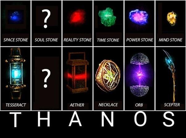 الماس حقیقت در Avengers Infinity War استفاده خواهد شد