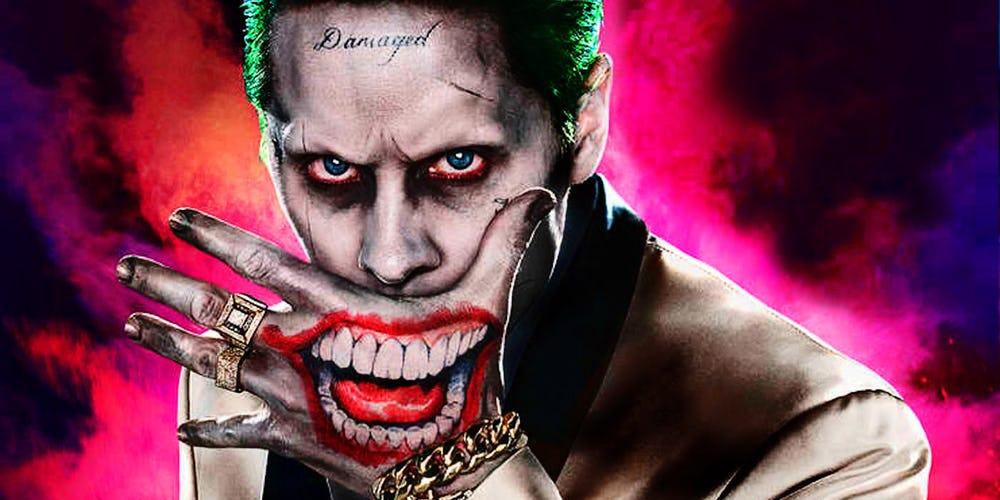 جارد لتو به فیلم جدید Joker واکنش نشان داده است