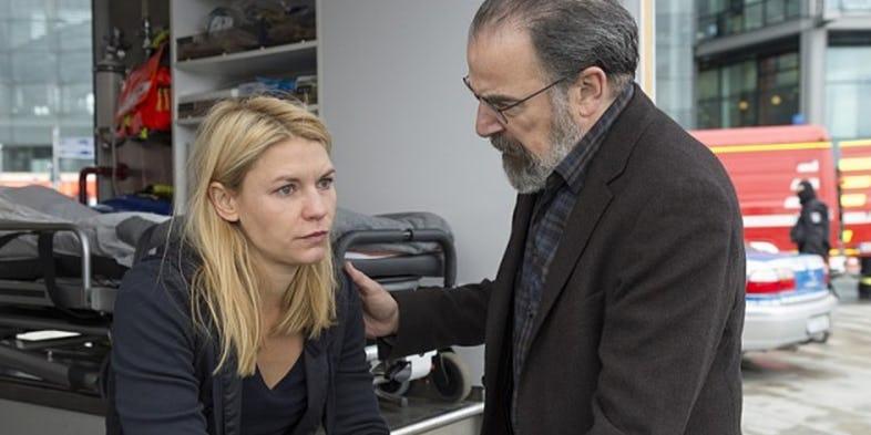 کلر دینس پایان سریال Homeland در فصل هشتم را تایید کرد
