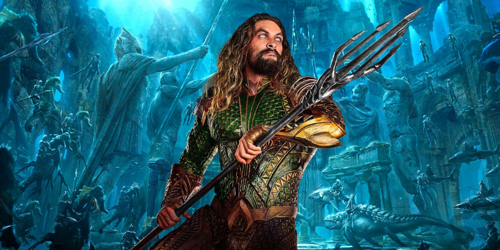 Aquaman is the ruler of Atlantis and the Earths oceans an Atlantean with incredible strength and speed as well as the ability to command all sealife His unique