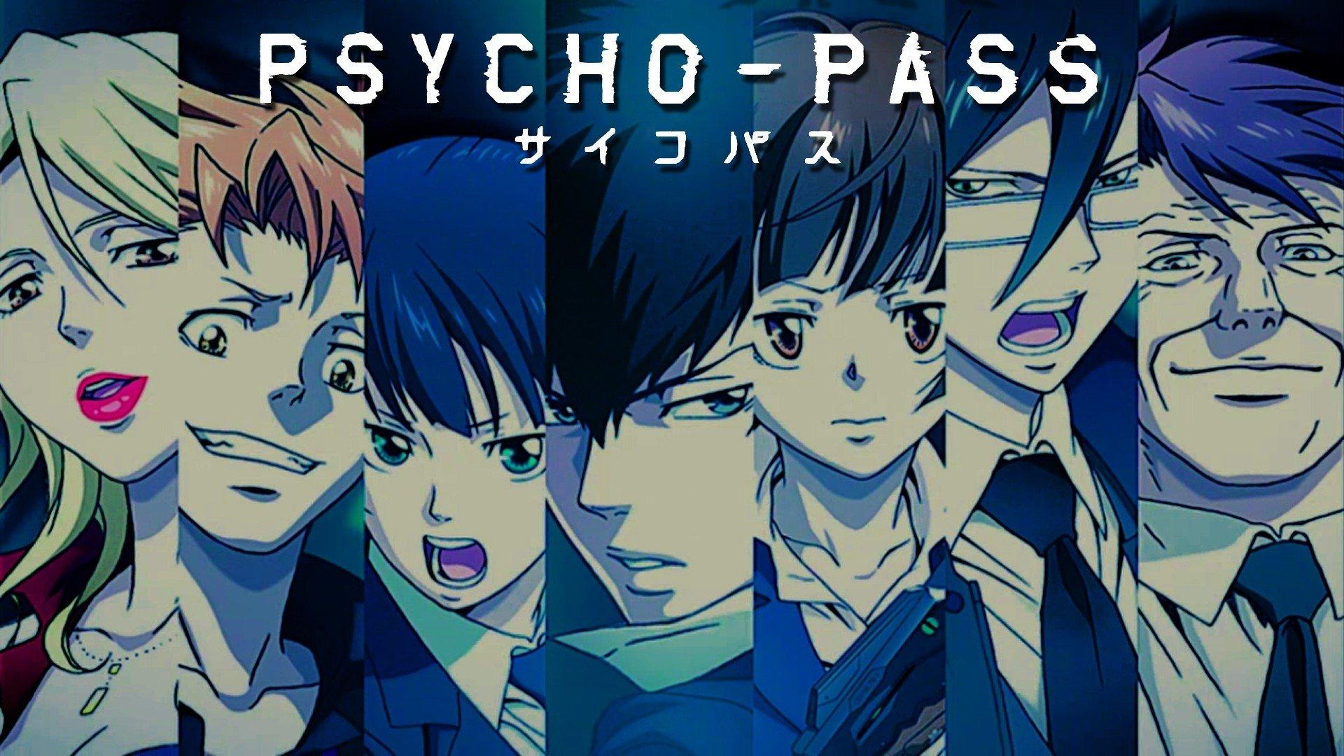 psycho pass wallpaper 2