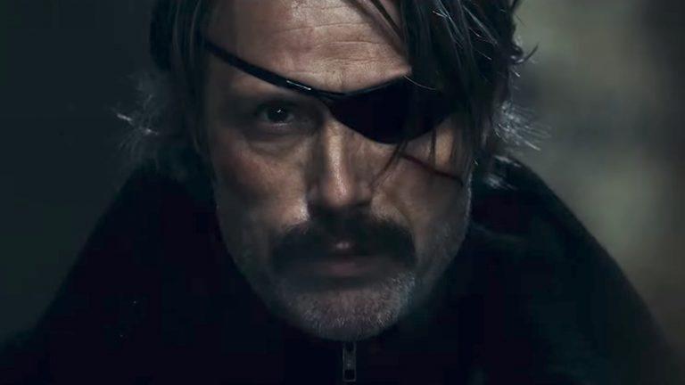مدس میکلسن در فیلم قطبی
