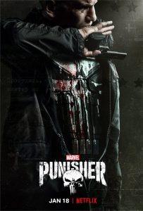 پوستر فصل دوم سریال The Punisher منتشر شد