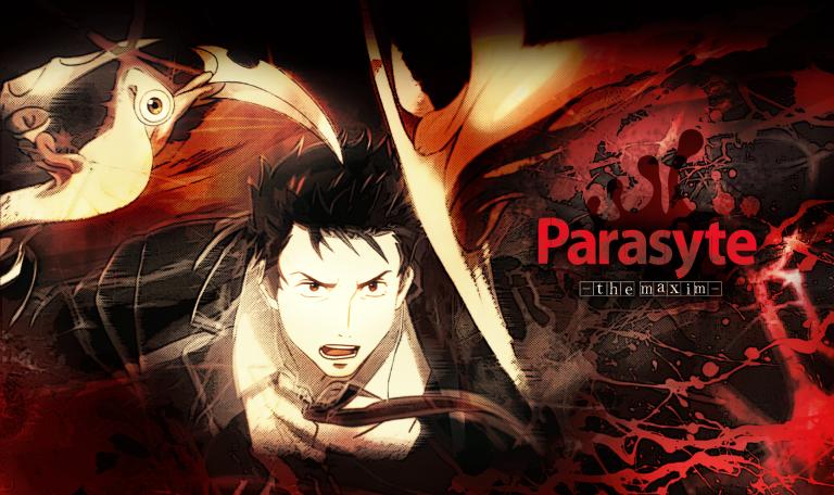 parasyte wallpaper