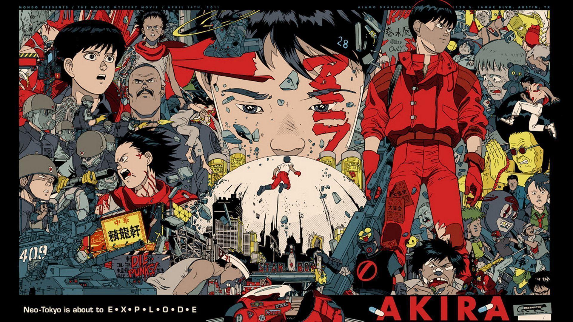 akira wallpaper 3