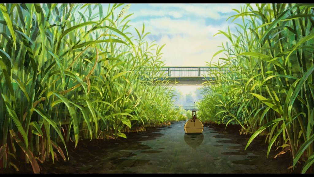 the secret world of arrietty waallpaper 2