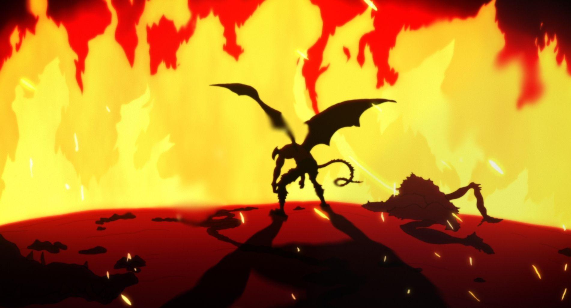 Devilman Crybaby wallpaper 3