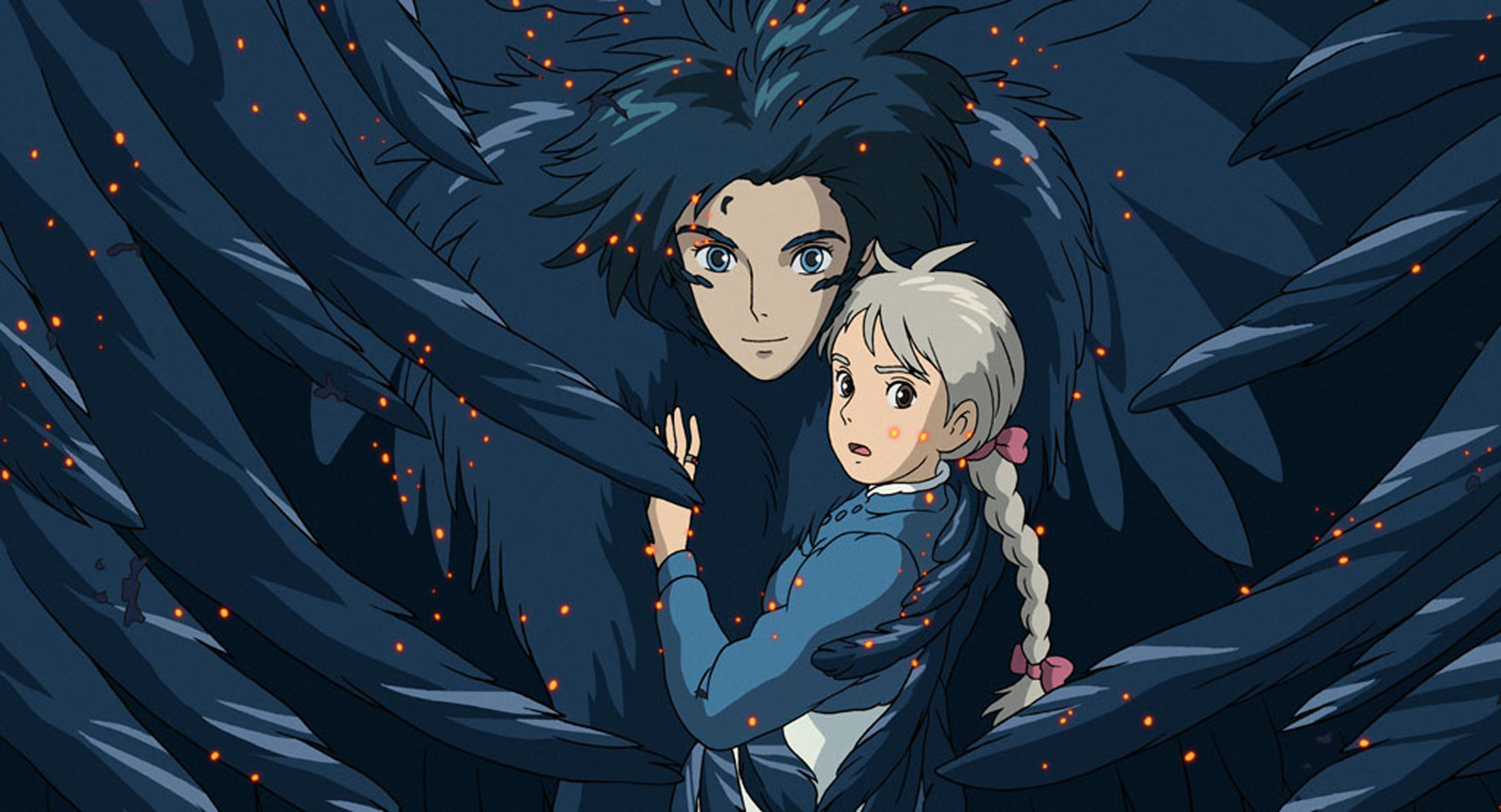Howl's Moving Castle wallpaper 4