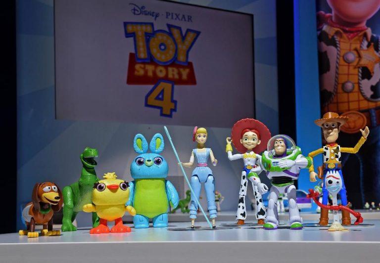 پوستر شخصیتهای انیمیشن Toy Story 4 منتشر شدند