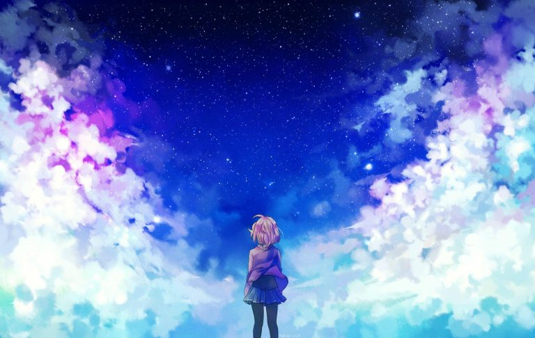 Beyond The Boundary wallpaper