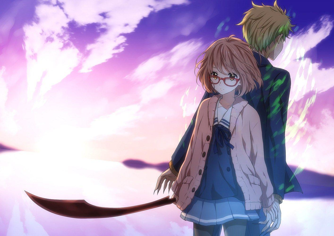 Beyond The Boundary wallpaper 2