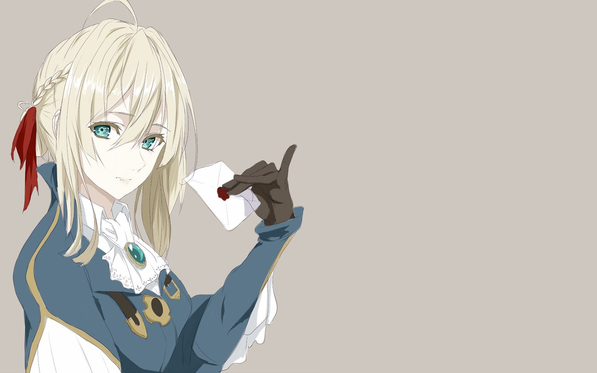 Violet Evergarden wallpaper 4