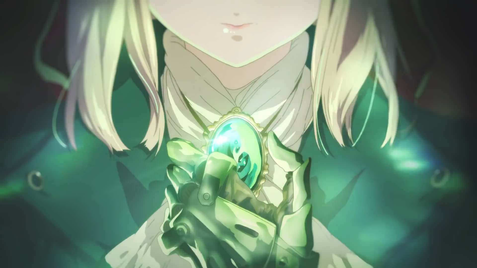 Violet Evergarden wallpaper 2