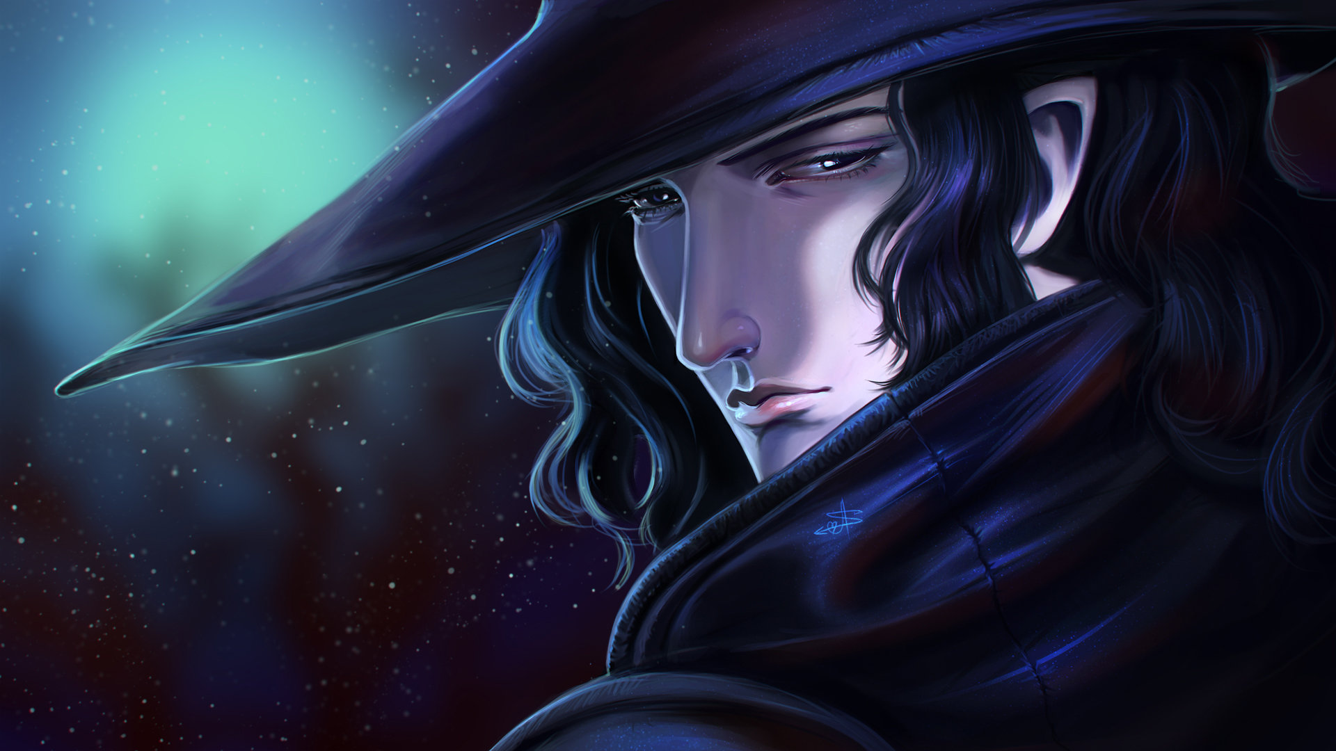 Vampire Hunter D wallpaper 2