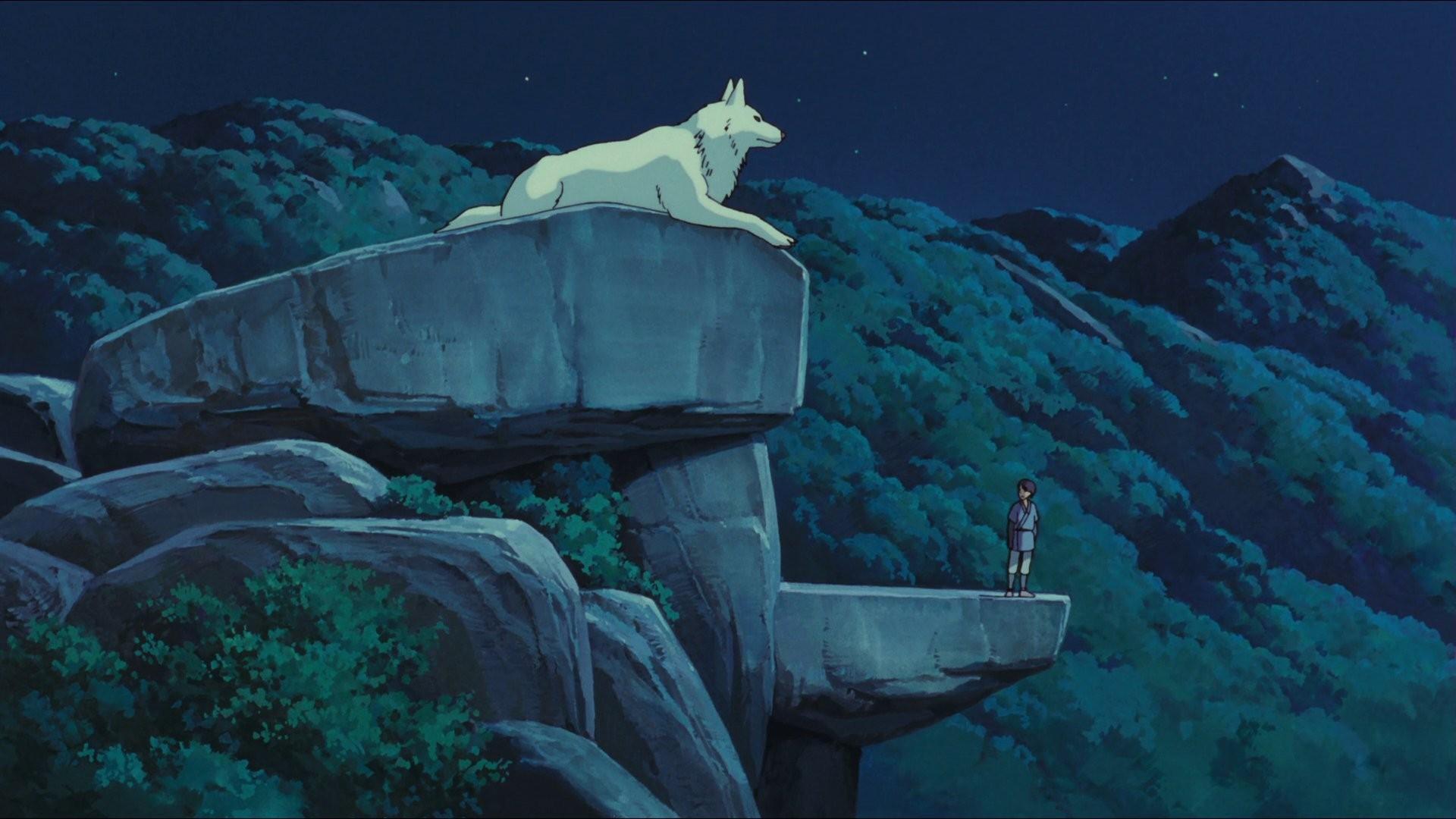 Princess Mononoke wallpaper 3