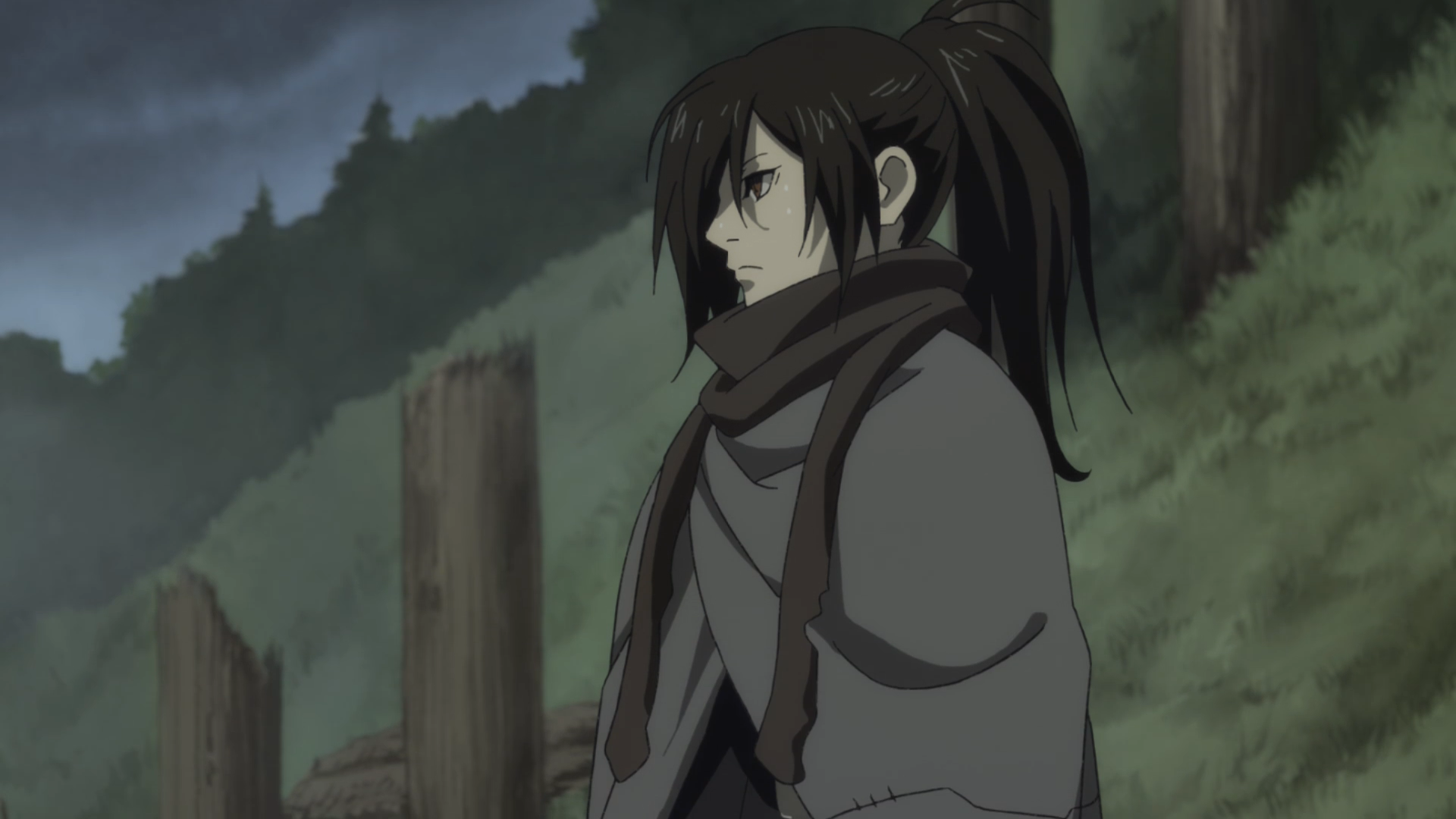 Dororo wallpapaer