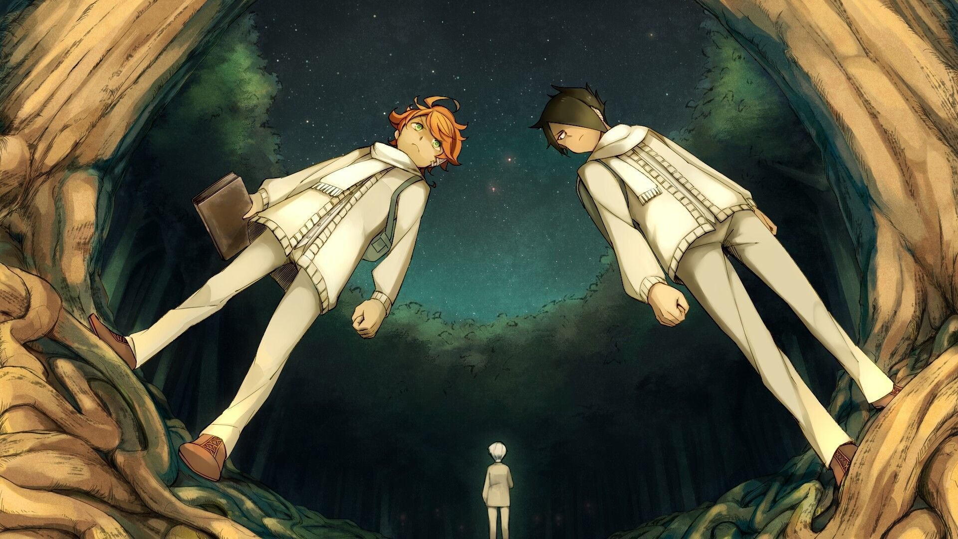 the promised neverland wallpaper 3