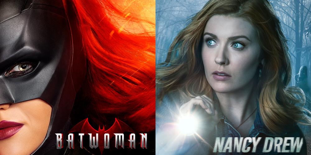 شبکه CW ساخت یک فصل کامل Batwoman و Nancy Drew را سفارش داد
