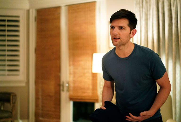 آدام اسکات در سریال Severance بازی میکند
