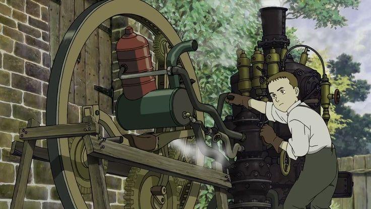 Wallpaper steamboy 1