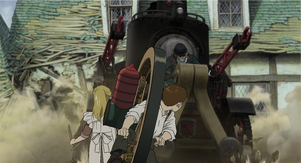 Wallpaper steamboy 3