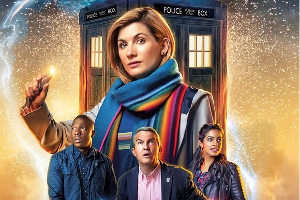 تاریخ پخش فصل دوازدهم سریال Doctor Who مشخص شد