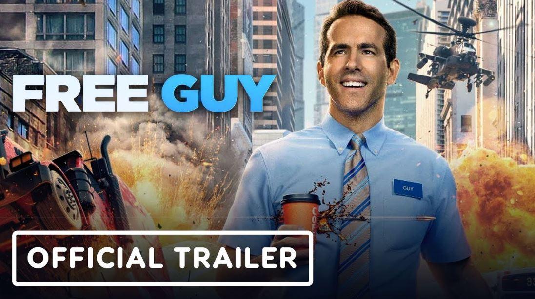 تریلر فیلم Free Guy: رایان رینولدز متوجه میشود در یک بازی ویدیویی زندگی میکند