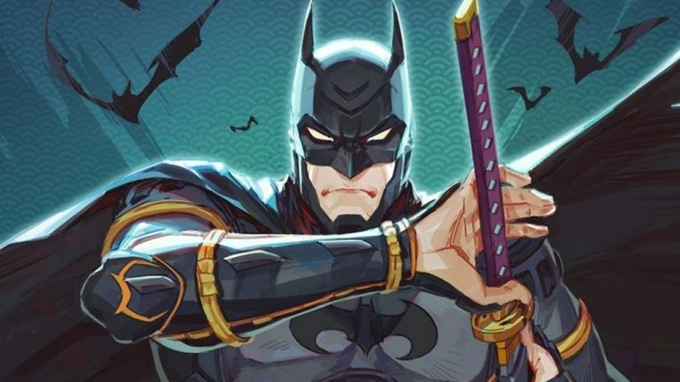 wallpaper batman ninja1