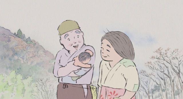 wallpaperThe Tale of Princess Kaguya 3