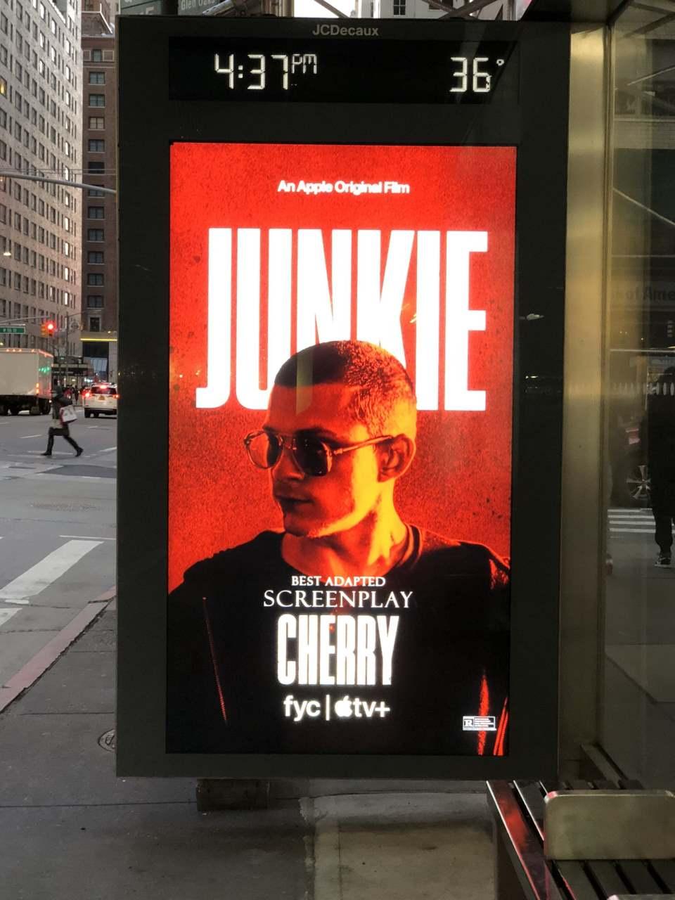 پوستر فیلم Cherry