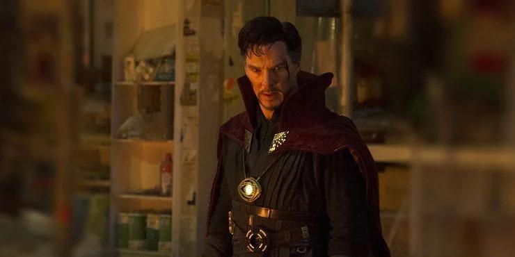 توقف Doctor Strange