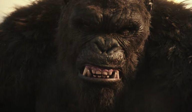 فیلم The Godzilla vs Kong