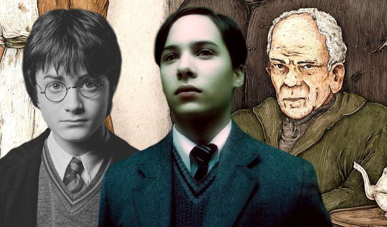 سریال Harry Potter