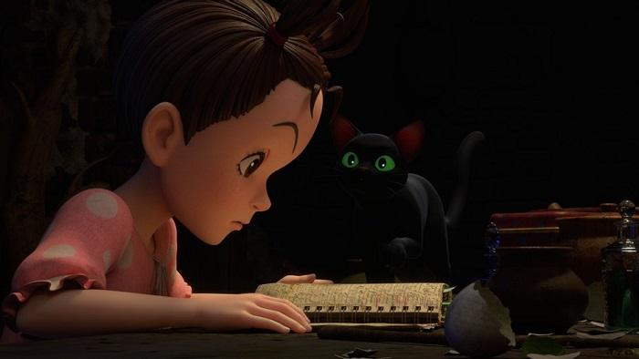 انیمیشن Earwig and the Witch