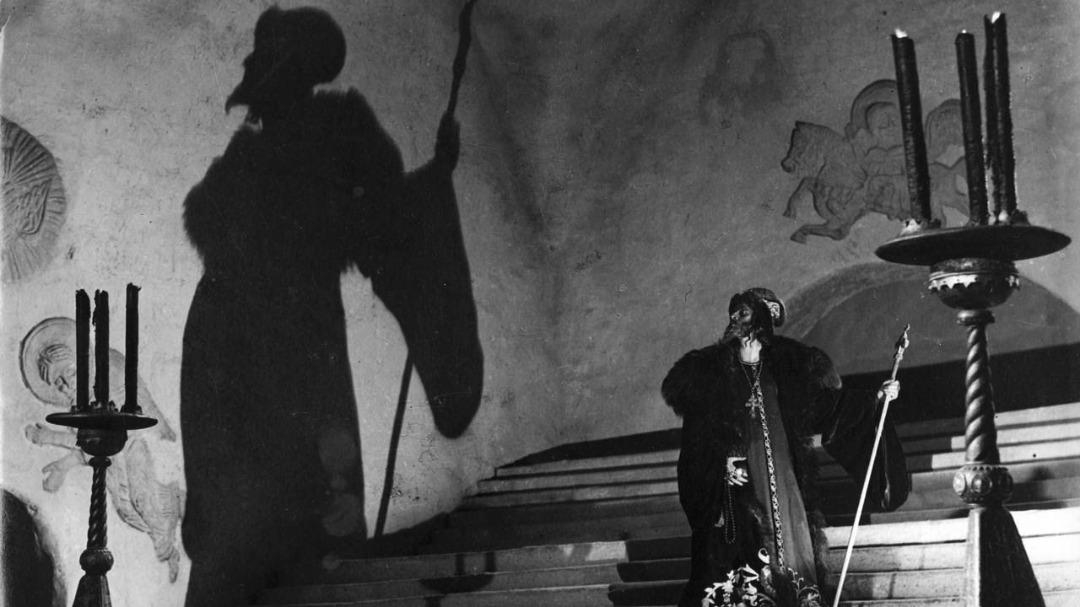 ایوان مخوف - آیزنشتاین