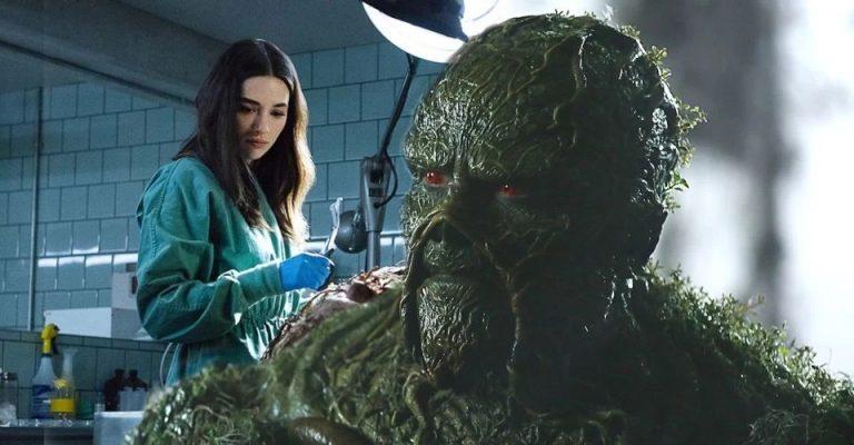 سریال Swamp Thing