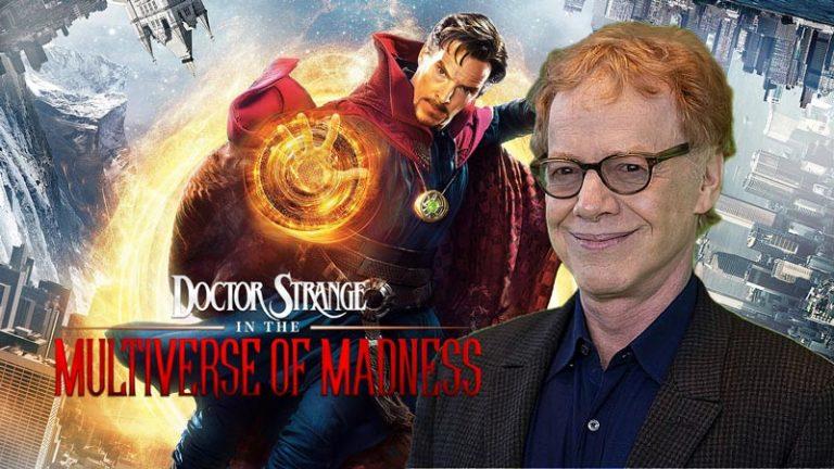 دنی الفمن موسیقی دکتر استرنج 2 را خواهد ساخت