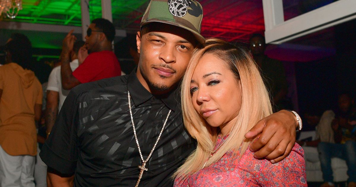 T.I. and Tiny in a LOT of Trouble