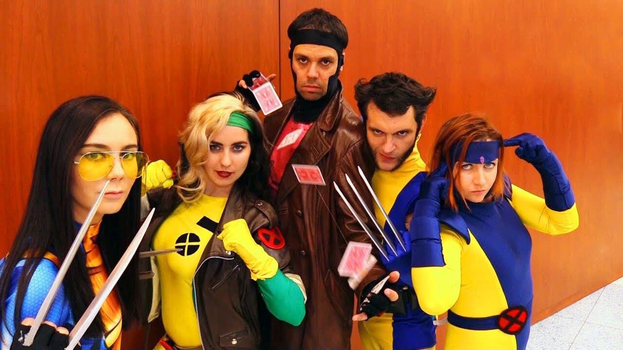 Fans at Comic-Con Used to Cosplay