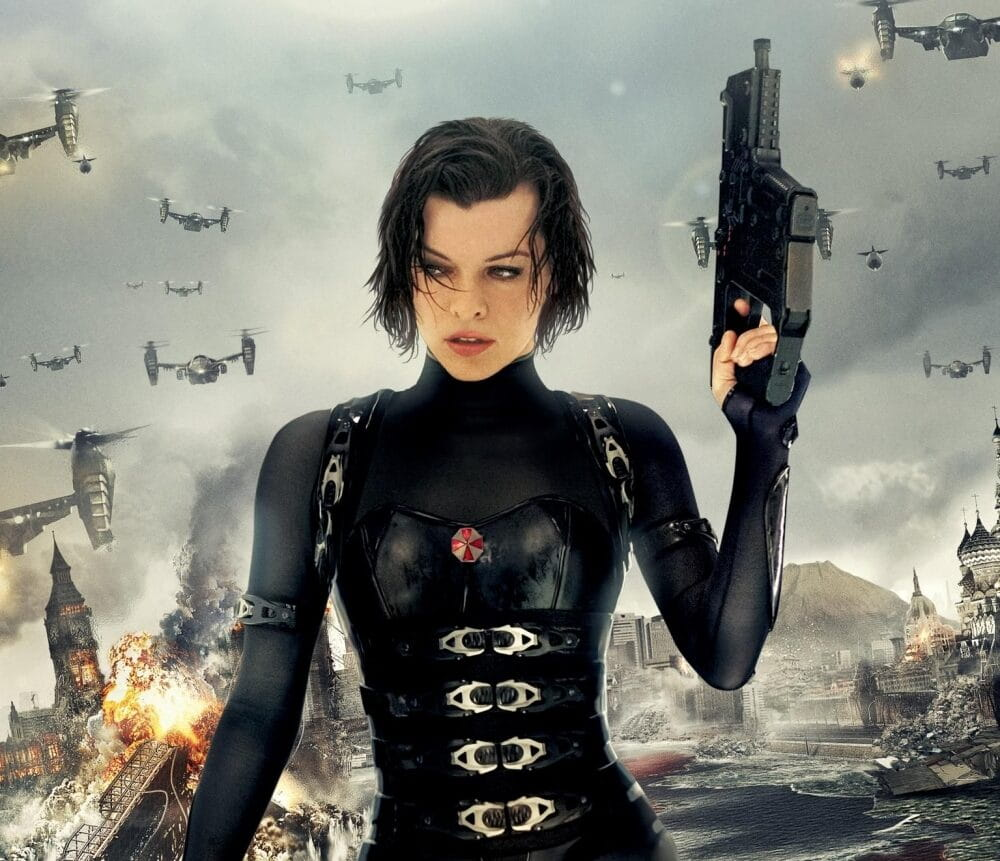 Anderson's Resident Evil Was an Abominaion
