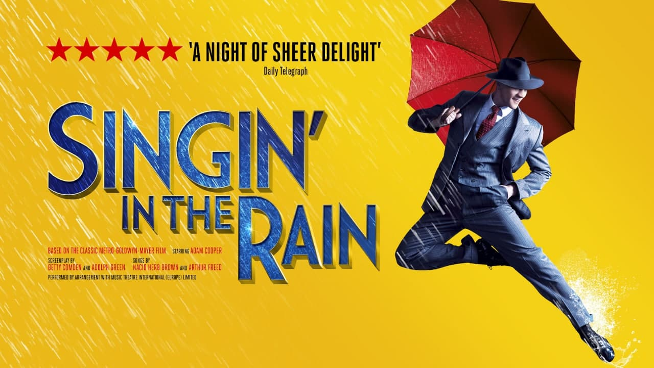 Singin' in the Rain Musical