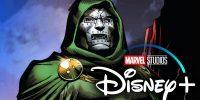 Doctor Doom با پوستر ساخت طرفداران به Disney+ میآید!