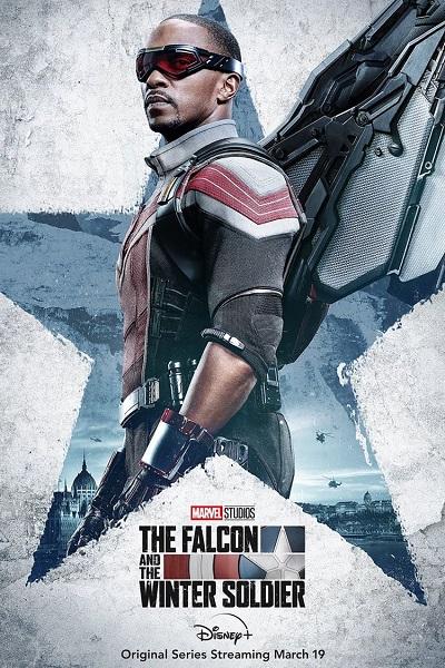 سریال The Falcon and the Winter Soldier